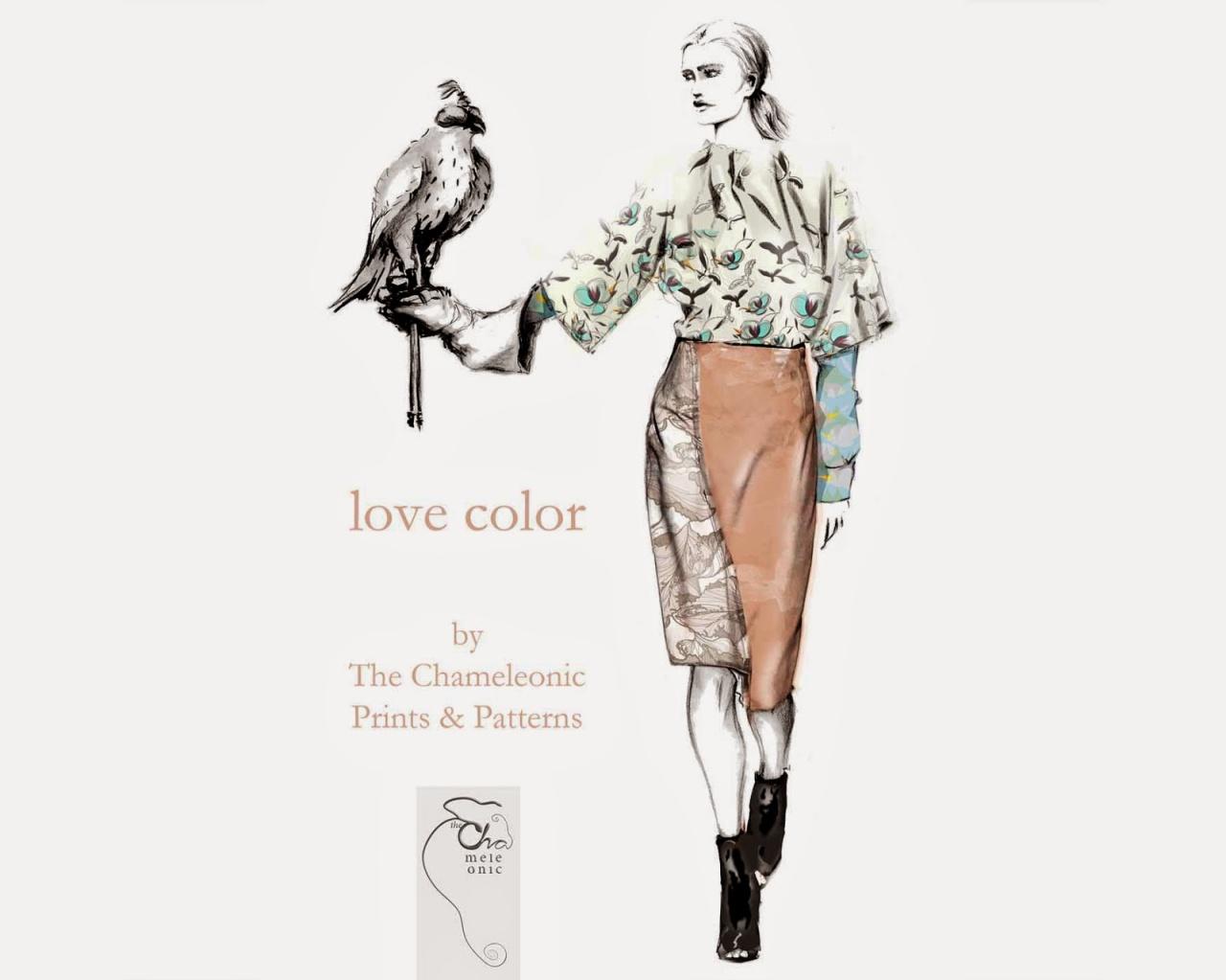 lovecolorbythechameleonicprints&patterns